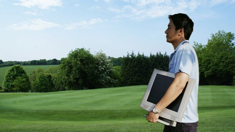 Why Golf Clubs Need To Move To Apps #CourseMate #App