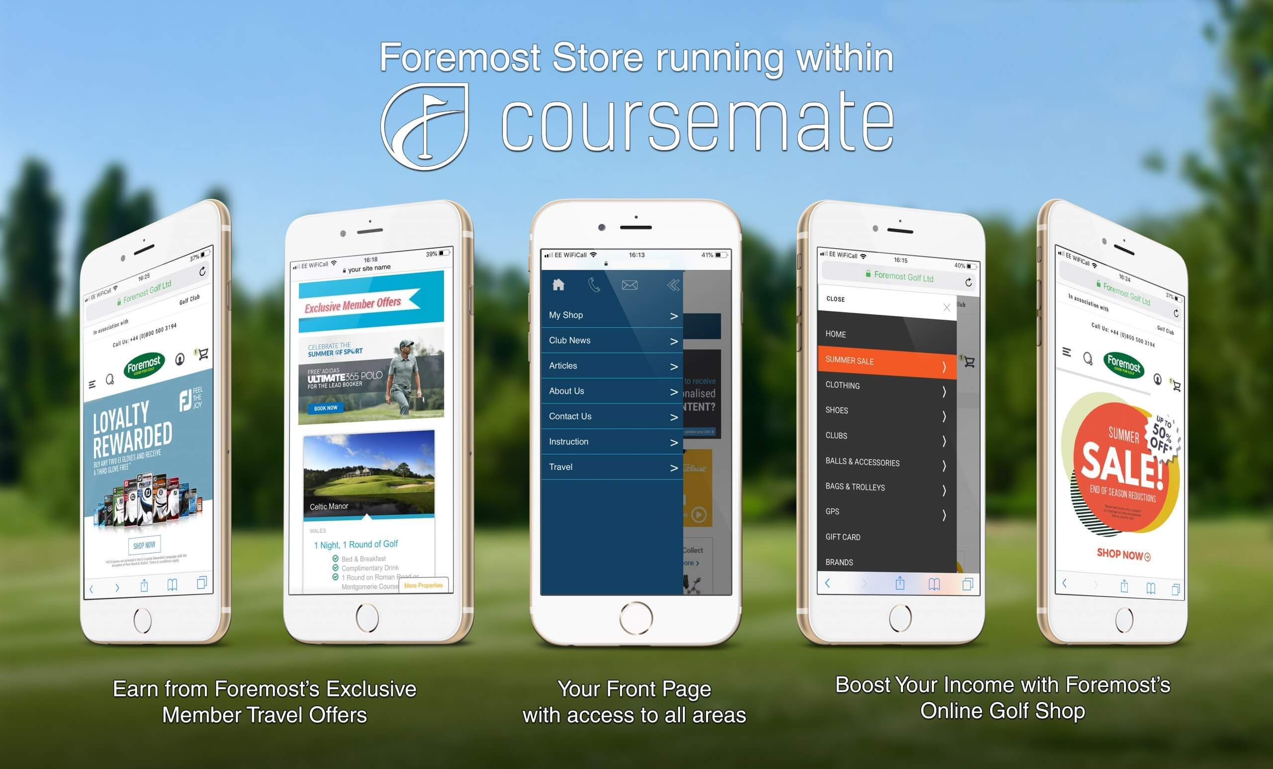 How CourseMate App is Helping the Club Pro to Increase Their Revenue
