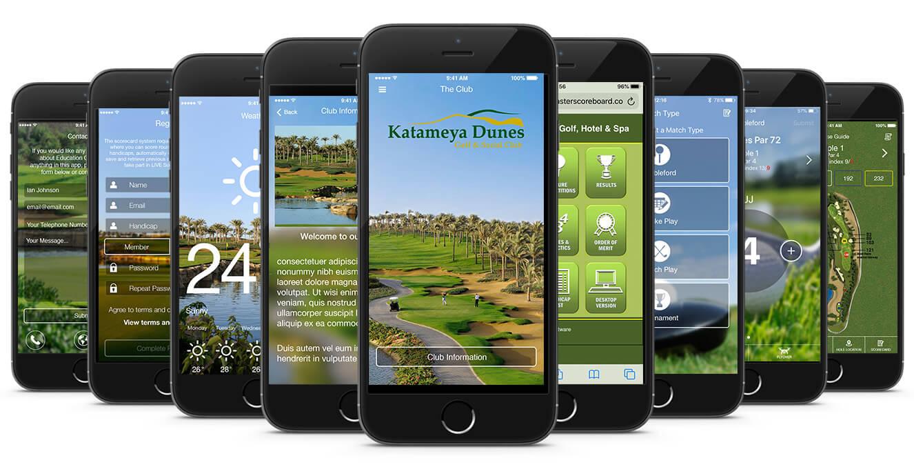 Katamaya Dunes CourseMate App