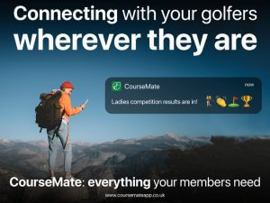 connecting with golfers wherever they are 2